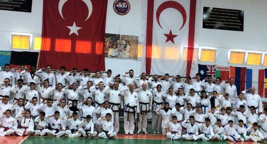 24-26 Ekim 2019 Dr. Fazıl Küçük Spor Oyunları 31.WTF 18.GTF 6.WBM Müsabakaları Girne